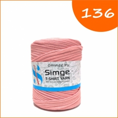 Simge T-Shirt Yarn 136